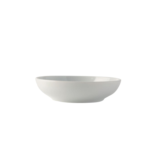 Corey Lee White Concave Bowl 16